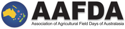 Association of Agricultural Field Days of Australasia (AAFDA) logo