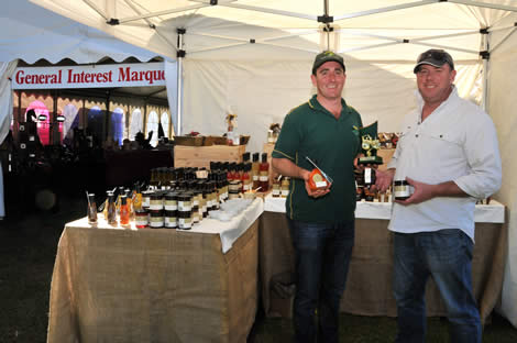 2016 Best Presented Stand (General Interest) - Yarra Valley Gourmet Food - Stefan Sanders