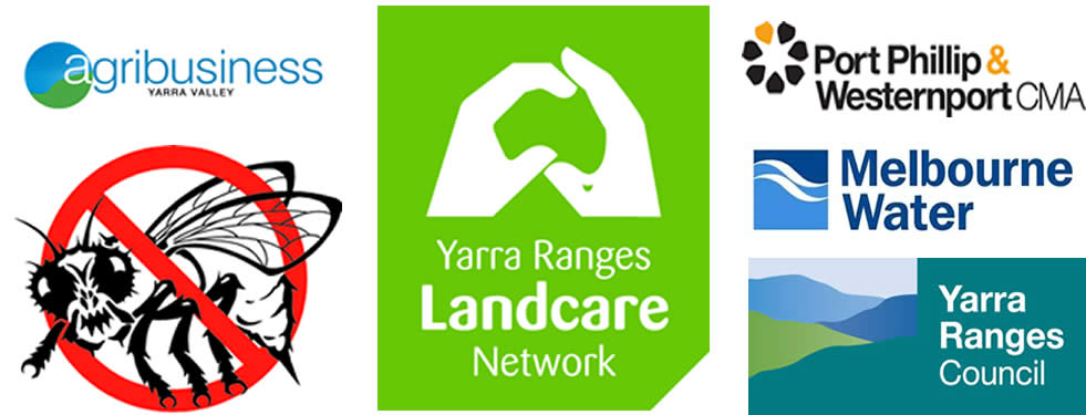 Logos of Land Management partners