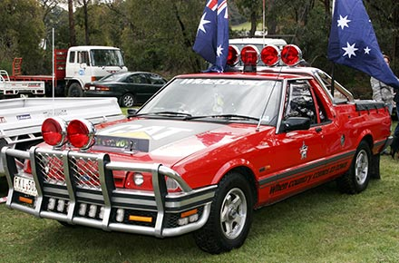 Annual Ute Muster Event