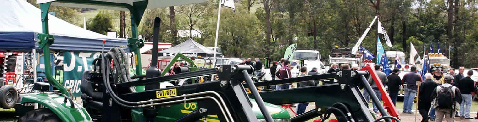 There is something for everyone at Wandin Silvan Field Days